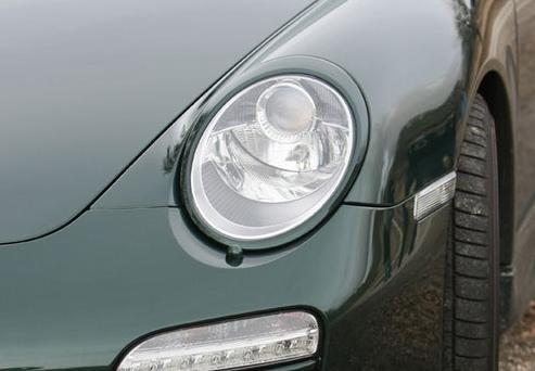 Set pleoape ochelari faruri Porsche 911 997