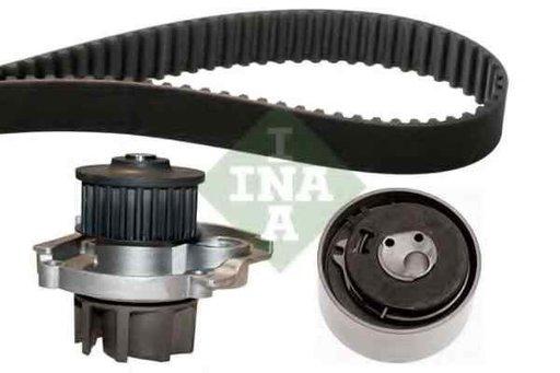 Set pompa apa + curea dintata TATA INDIGO MANZA INA 530 0462 30