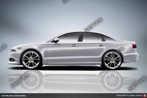 Set Praguri Audi A6 C7 4G Sline RS6 S6 S-line 2011- Sedan Avant