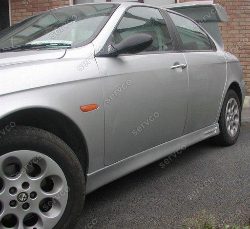 Set prelungiri ornamente praguri Alfa Romeo 156 1996-2007 v1