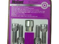 Set prezoane auto antifurt McGard M12 x 1.25 x 40.6 conic