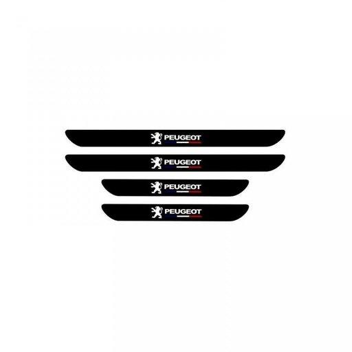 Set protectie praguri Peugeot (v2)
