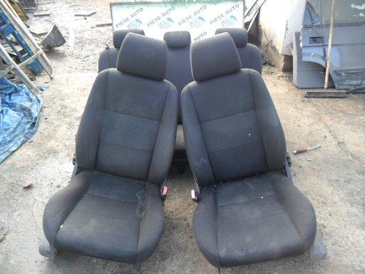 Set scaune + bancheta negre Freelander Facelift