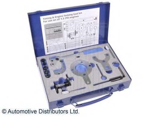 Set scule blocare distributie FIAT STRADA pick-up (178E), FIAT PUNTO (188), OPEL AGILA (A) (H00) - BLUE PRINT ADK85501