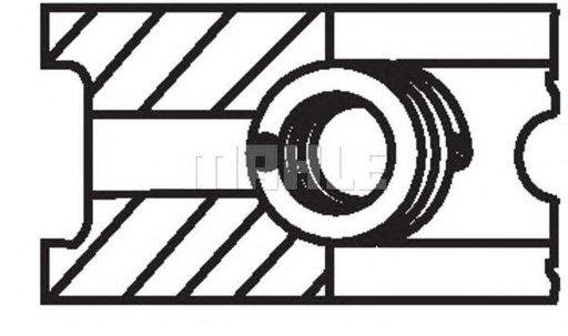 Set segmenti piston RENAULT CLIO - OEM-MAHLE ORIGI