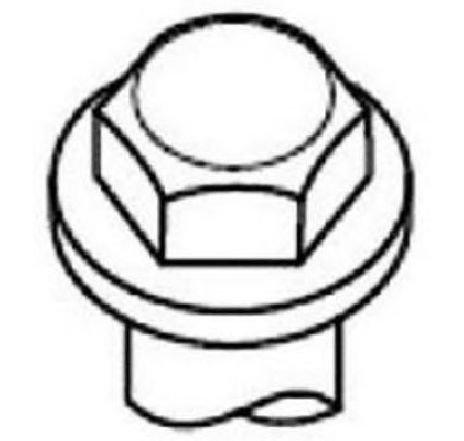 Set surub, chiulasa CHEVROLET AVEO hatchback ( T250, T255 ) 01/2007 - 2018 - producator PAYEN HBS529 - 307372 - Piesa Noua