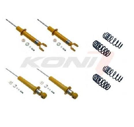 Set suspensie, arcuri elicoidale / amortizoare MAZDA MX-5 III ( NC ) 03/2005 - 2019 - piesa NOUA - producator KONI 1140-1351 - 305448