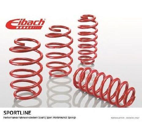 Set suspensie, arcuri elicoidale FIAT 500 C ( 312 ) 09/2009 - 2019 - piesa NOUA - producator EIBACH E20-30-013-01-22 - 308500