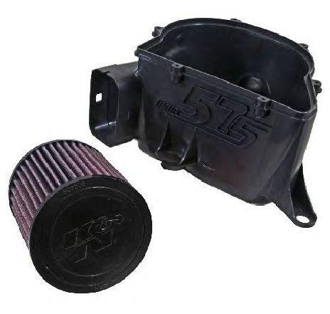 Sistem de filtru aer - sport VW POLO ( 6R, 6C ) 06/2009 - 2019 - piesa NOUA - producator K&N Filters 57S-9505 - 308025