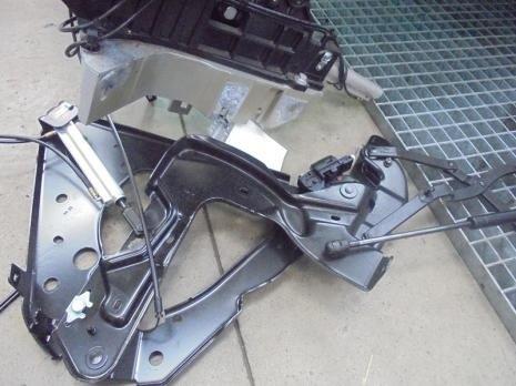 Sistem decapotare, Renault Megane 2 Coupe-Cabriolet