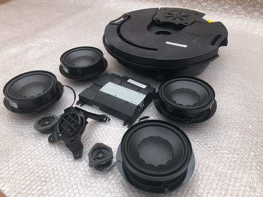 Sistem Dynaudio VW Golf 7 variant