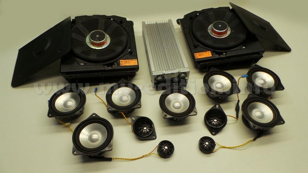 sistem logic 7 dsp pentru bmw e60 e90 e70 950342666. Black Bedroom Furniture Sets. Home Design Ideas