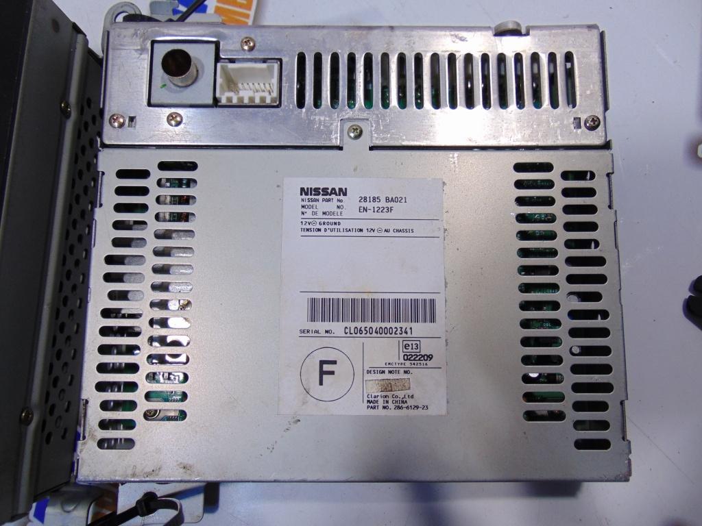 Sistem navigatie, Cod. 28185BA021 / 28395BA000 / 28090BA000, pentru Nissan Primera P12