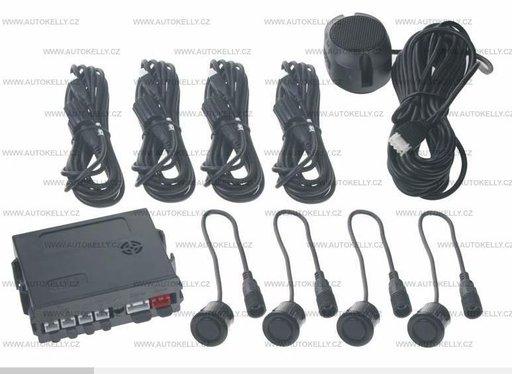 Sistem parcare cu 4 senzori -semnal acustic
