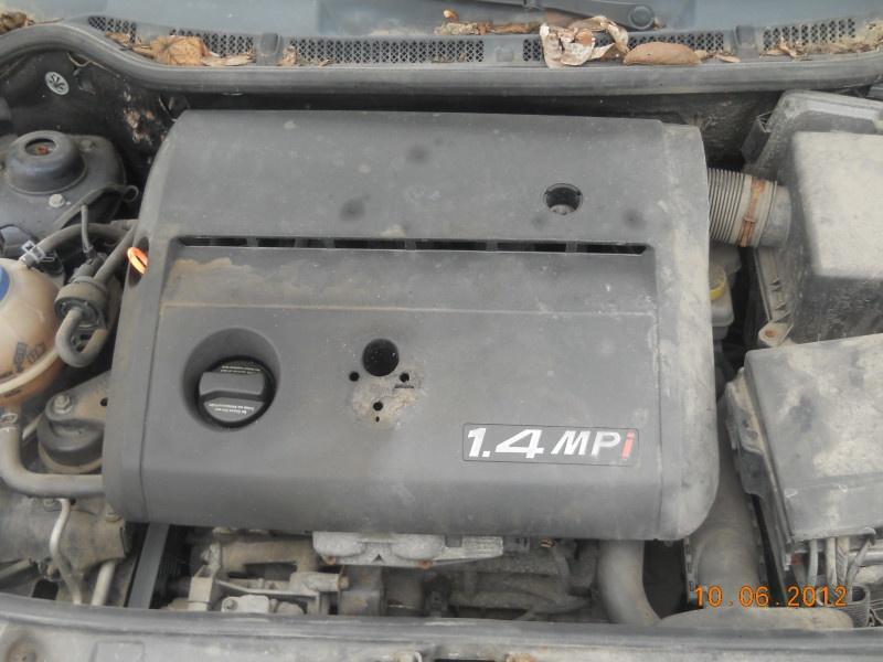 Skoda Fabia din 2002 cu motor de 1,4 mpi