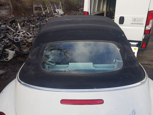 Soft top / Decapotare manuala VW Beetle an 2007