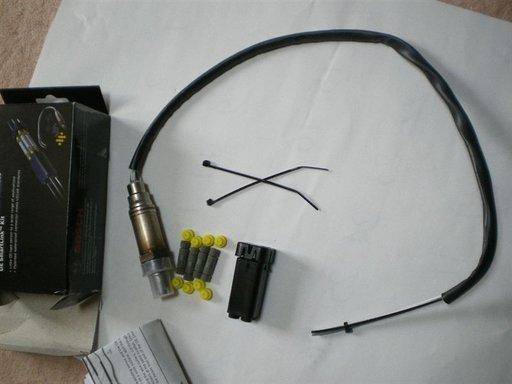 Sonda lambda Bosch reglaj universal 4 poli Audi,A3,A4,A6,A8,Bmw