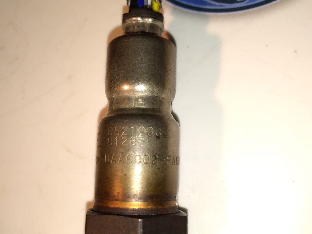 Sonda lambda Fiat Doblo 1.3 D Multijet - euro 5, 55kw 75 cp, cod motor 263A6000