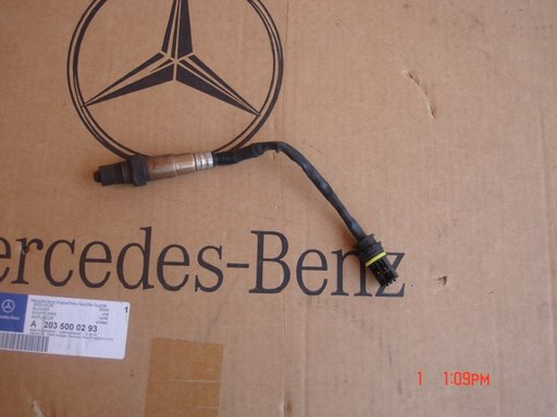 Sonda Lambda Mercedes A Class W168