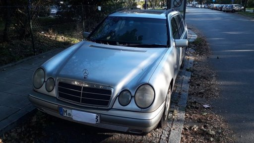 Sonda lambda Mercedes E-CLASS combi S210 1999 break 2.4 benzina