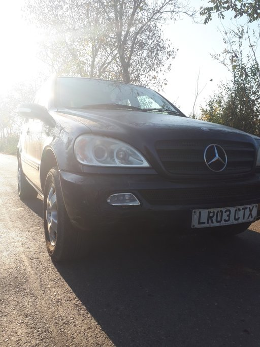 Sonda lambda Mercedes M-CLASS W163 2003 A716F1 270cdi