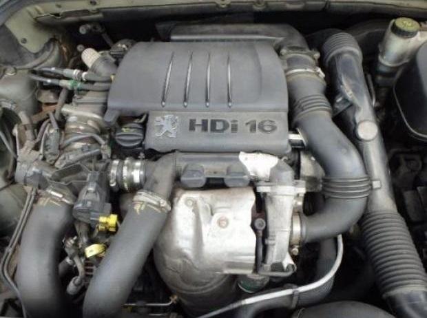 Sonda lambda Peugeot 407 2006 Break 1.6 HDI