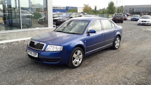 Sonda lambda Skoda Superb 2006 Sedan 2.5 TDi