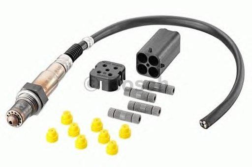 Sonda Lambda universala fara mufa ALFA/AUDI/BMW/CITROEN/FIAT/FORD/MERCEDES/SEAT/VW - OEM-MAXGEAR: 59-0014 MGS-602 - Cod intern: W02310594