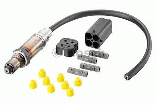 Sonda Lambda universala fara mufa ALFA/MERCEDES/VW GOLF PASSAT/CITROEN/PEUGEOT - OEM-MAXGEAR: 59-0012 MGS-506 - Cod intern: W02124402