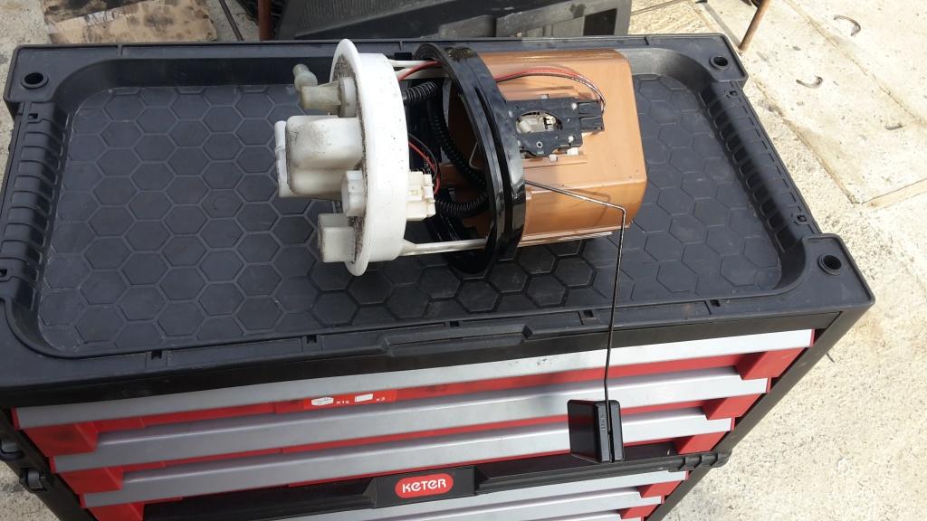 Sonda litrometrica mazda 6 combi 2002-2006 diesel