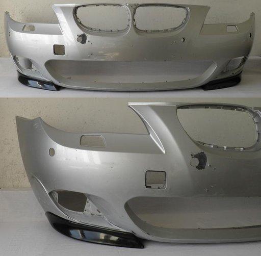 Splittere bara fata BMW E60 Mpakiet pt pachet M ver.1