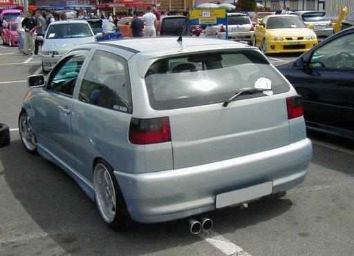 Spoiler eleron luneta hayon Seat Ibiza 1994 1999 ver1