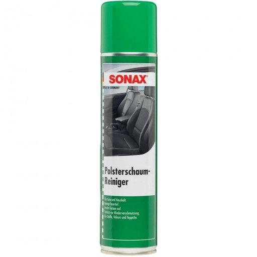 Spray spuma tapiterie textil SONAX 400ml 306200