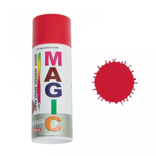 """Spray vopsea """"MAGIC"""" Rosu 250"""