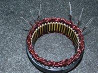 Stator alternator 150 Amp Bmw (VALEO) A14VI45