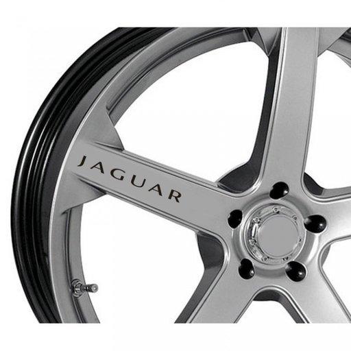 Sticker jante - Jaguar (set 4 buc.)