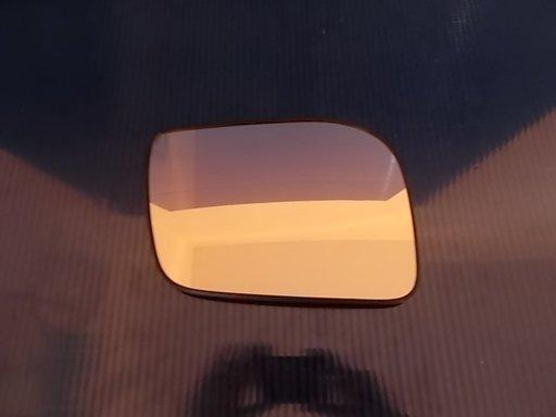 Sticla oglinda dreapta cu incalzire noua Range Rover P38 1996-2002