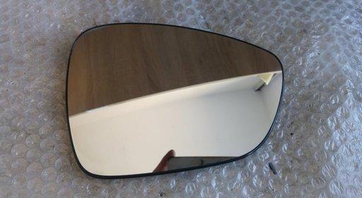 Sticla oglinda dreapta cu incalzire peugeot 508 232634084
