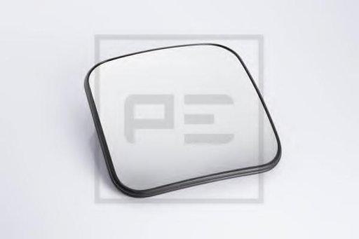 Sticla oglinda, oglinda retrovizoare exterioara MAN TGA, MAN TGL, MAN TGM - PE Automotive 038.135-00A