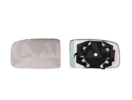 Sticla oglinda retrovizoare exterioara FIAT PANDA 03- stanga - OEM-ALKAR: 6401014|ALK6401014 - Cod intern: W02092158