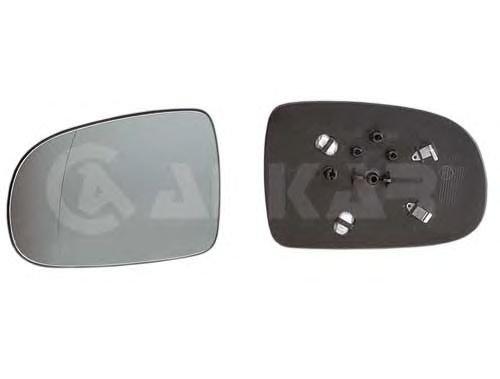 Sticla oglinda retrovizoare exterioara OPEL CORSA C 00 - OEM-ALKAR: 6401420|ALK6401420 - Cod intern: W02171808