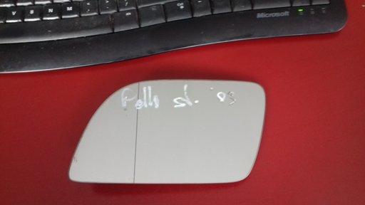 Sticla oglinda stanga incalzita VW Polo 2003, 072017