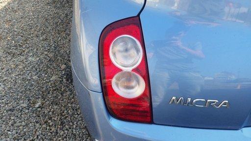 Stop caroserie stanga Nissan Micra 2003 - 2010
