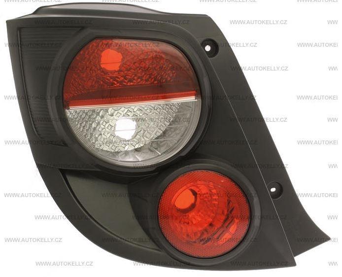 Stop Chevrolet Aveo T300 2011-
