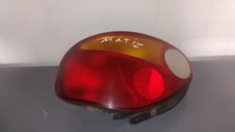 Stop - Daewoo matiz, an 2005