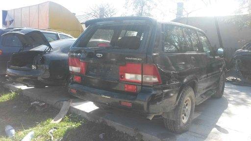 Stop Daewoo Musso 3.2 4x4 an 2001