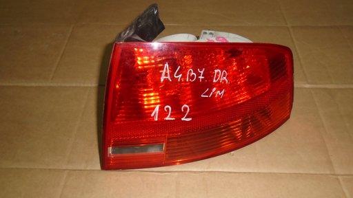 Stop dreapta Audi A4 B7, limuzina, an 2005-2008