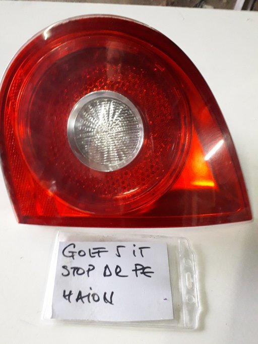 Stop dreapta spate pe haion vw golf 5 hatch 1k6945094E