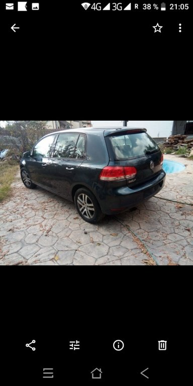 Stop dreapta spate VW Golf 6 2011 hatchback 1.4 tsi