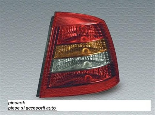 Stop fumuriu lampa dreapta / spate stanga Opel Ast